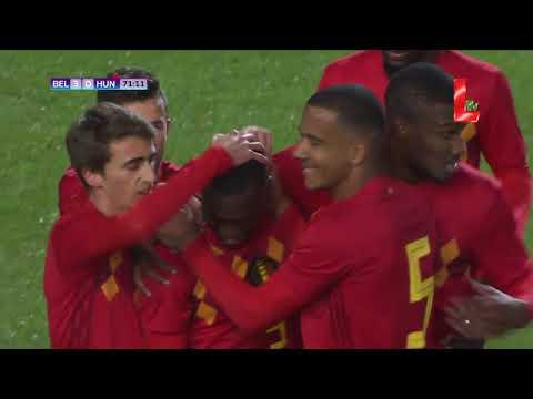 Бельгия U21 - Венгрия U21 3:0. Видеообзор матча 26.03.2018. Видео голов и опасных моментов игры