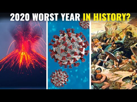 This Is The Worst Year In History!