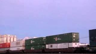 Rialto (CA) United States  city photos : Union Pacific train, Colton, Rialto, California, USA
