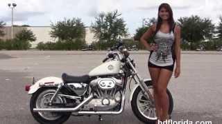 9. Used 2002 Harley Davidson Sportster 883 Hugger Motorcycles for sale