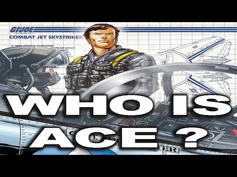 History and Origin of GI Joe's ACE!