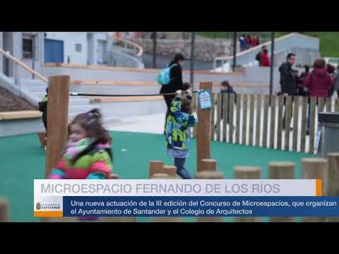 Nuevo microespacio Fernando de los Ríos