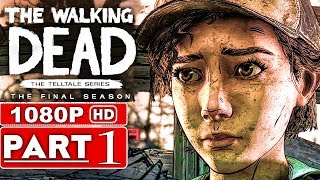 THE WALKING DEAD Season 4 EPISODE 1 Gameplay Walkthrough Part 1 FIRST 15 Minutes - No Commentary