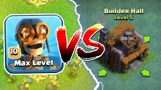 Video ALL MAX LEVEL BOMBERS vs BUILDERS HALL 5!! - Clash Of Clans GEM TO MAX NEW TROOP! MP3, 3GP, MP4, WEBM, AVI, FLV Oktober 2017