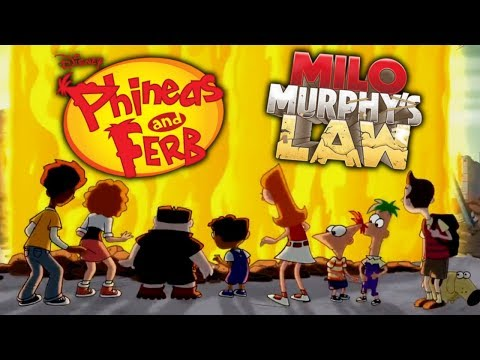 Phineas and Ferb/Milo Murphy's Law Crossover - Teaser Analysis