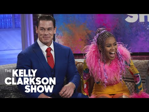 John Cena Says Sho Madjozi 'Did The Impossible' By Starting The John Cena Dance Challenge