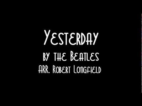 Yesterday - The Beatles (for String Orchestra)