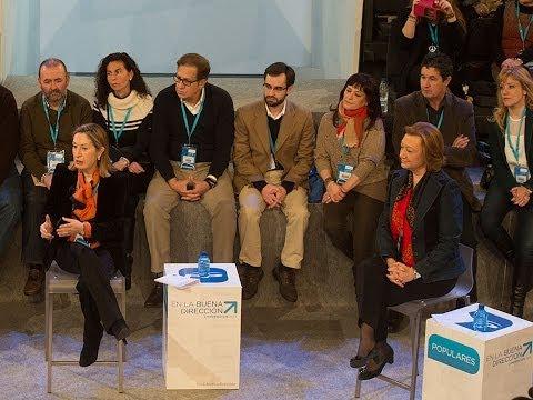 España vertebrada: Ana Partor - Luisa Fernánda Rudí