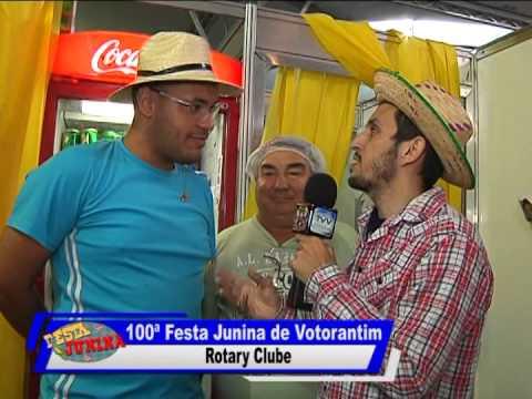 100ª Festa Junina de Votorantim - Rotary Clube