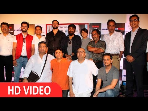 Trailer Launch Of Buddha In A Traffic Jam With Starcast