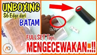 Video UNBOXING S6 Edge dari BATAM | Fullset Tapi Mengecewakan | S6 Docomo MP3, 3GP, MP4, WEBM, AVI, FLV September 2017
