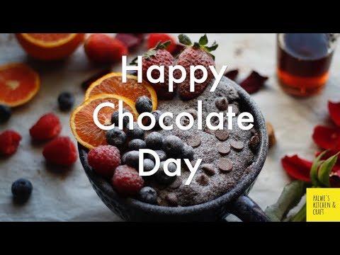 Happy quotes - Chocolate day status 2019  Chocolate day happy chocolate day 2019 Chocolate day status