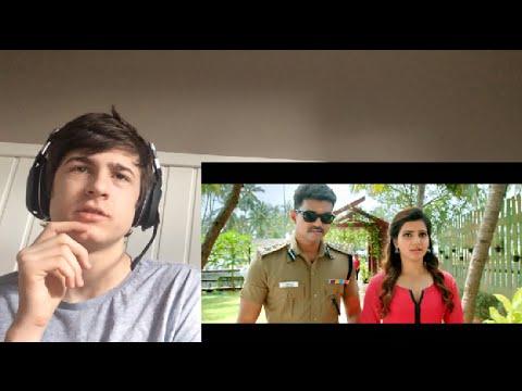 Theri Trailer Reaction