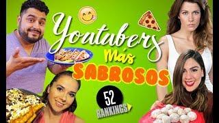 Video LOS YOUTUBERS ¡MÁS SABROSOS! - O SEA, LOS MEJORES COOKTUBERS :D MP3, 3GP, MP4, WEBM, AVI, FLV Maret 2019