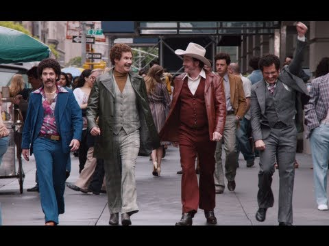 Finally...the Anchorman 2 movie trailer is here!