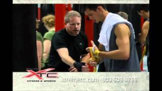 Tony Cruz XTC Fitness YouTube video