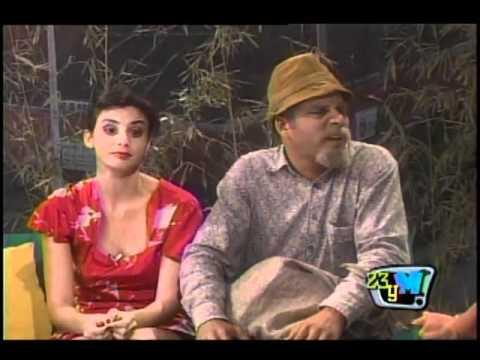 Olivia Manrufo y Luis Silva en 23yM - 1ra parte