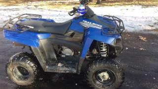 5. 2012 Polaris TrailBoss 330 ATV Walkaround