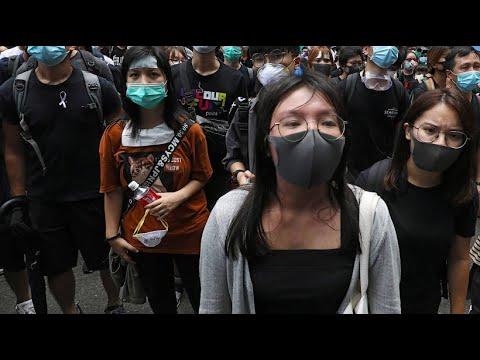 China: Hongkong kämpft um endgültige Abschaffung des  ...