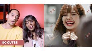 Video When Lisa makes BLACKPINK don't stop laughing REACTION (BLACKPINK REACTION) MP3, 3GP, MP4, WEBM, AVI, FLV Juli 2019