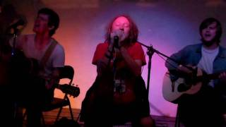 """Strike Anywhere """"The Crossing"""" (live acoustic Costa Rica) 3/27/2010."""