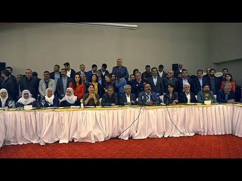 HDP: Να αποχωρήσουν οι τουρκικές δυνάμεις από την Αφρίν