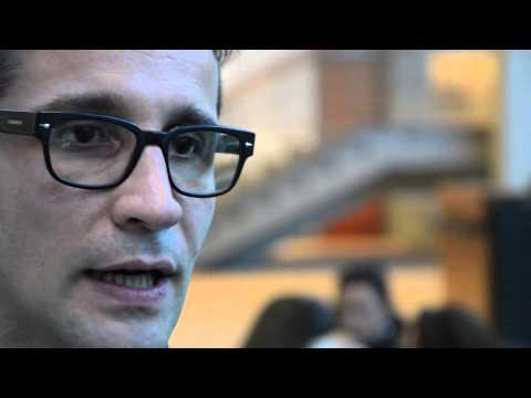 Francesco Corona - campione italiano campionato baristi Coffee in Good Spirits 2013