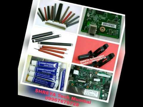 Printer Spare Parts And Toner Cartridge Chip By Shreya Technologies, Mumbai