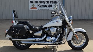 6. $5,399:  For Sale 2009 Kawasaki Vulcan 900 Classic LT Overview and Review