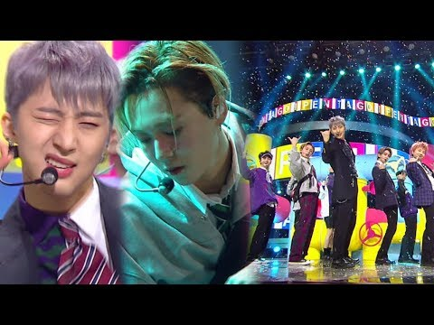 Video 《Comeback Special》 PENTAGON(펜타곤) - Shine(빛나리) @인기가요 Inkigayo 20180408 download in MP3, 3GP, MP4, WEBM, AVI, FLV January 2017