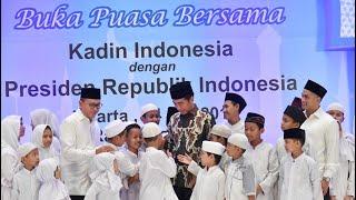 Video Presiden Jokowi Buka Puasa Bersama Kadin Indonesia, Jakarta, 24 Mei 2019 MP3, 3GP, MP4, WEBM, AVI, FLV Mei 2019