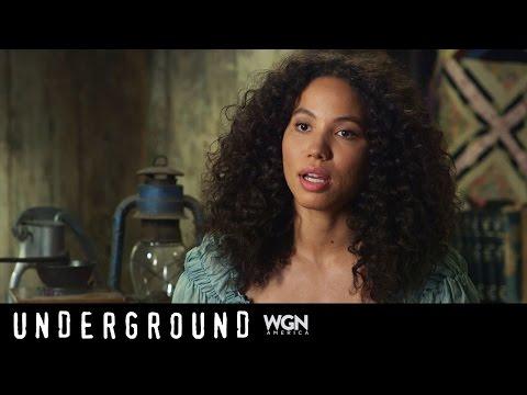 Underground Season 1 (First Look Featurette)