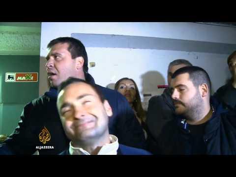 Zemunac doziveo trans tokom protesta protiv doseljavanja roma