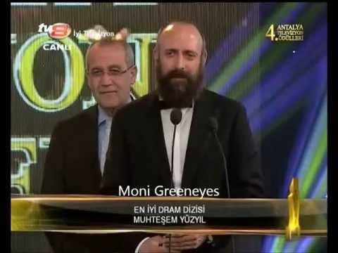 """""""حريم السلطان"""" يحصد جائزة أفضل مسلسل درامي لـ 2013 بمهرجان أنطاليا"""