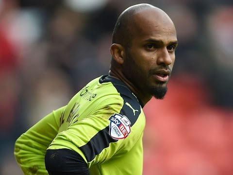 Reading goalkeeper Ali Al-Habsi has been named player of the season, here are some of his best saves from the 2015/16 campaign.