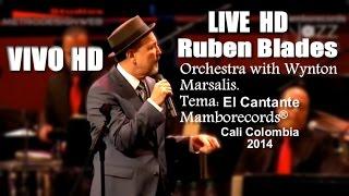 El Cantante ultima versión RUBEN BLADES Jazzalsa 2014 HD