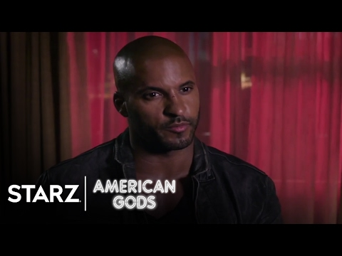 American Gods (Featurette 'A Storm Is Brewing')