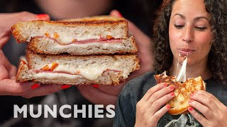 There's a Better Way To Make a Grilled Cheese by Munchies