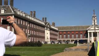 #695 Chelsea Flower Show 2012 - Das Royal Hospital in Chelsea