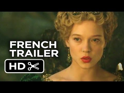 Beauty And The Beast Official French Trailer #2 (2014) - Léa Seydoux Movie HD