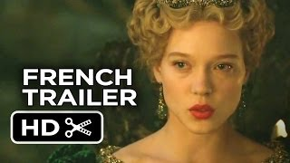 Beauty And The Beast Official French Trailer 2 2014  Léa Seydoux Movie HD