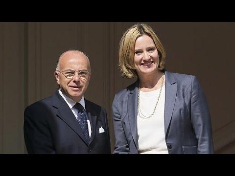 Γαλλία-Βρετανία: Συνάντηση Υπουργών Εσωτερικών για τον διασυνοριακό έλεγχο