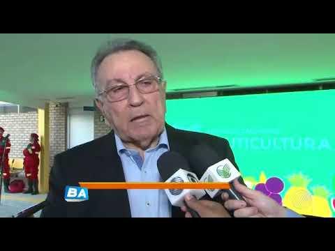 TV Bahia: Sistema CNA/SENAR inaugura primeiro Centro de Excelência em Fruticultura do País