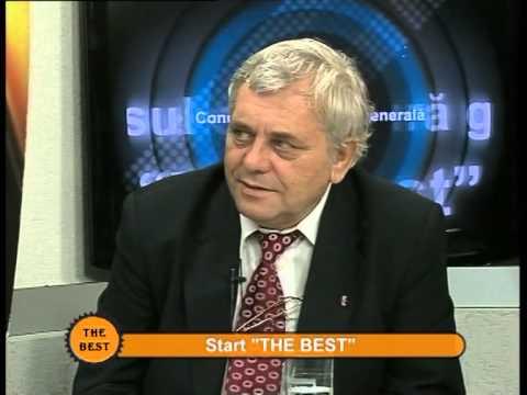 Emisiunea The Best – Petre Năchilă și Cristina Petre – 7 octombrie 2014