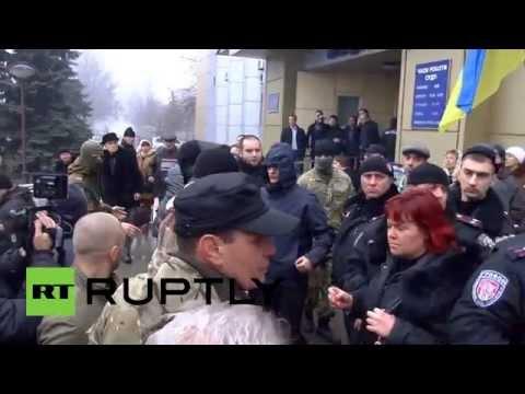 «Правый сектор» сорвал заседание суда по трагедии в Одессе 2 мая