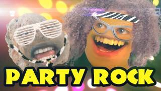 Annoying Orange - Party Rock (ft. DeStorm)
