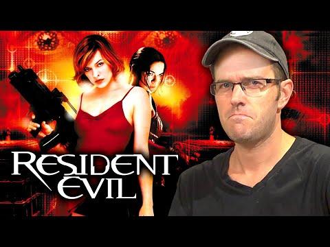 Resident Evil (2002) Movie Review - Cinemassacre