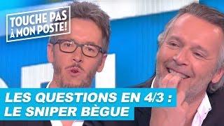 Video Les questions en 4/3 de Jean-Luc Lemoine : Le sniper bègue MP3, 3GP, MP4, WEBM, AVI, FLV Juni 2017