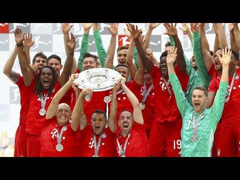 FC Bayern München ist wieder Deutscher Meister