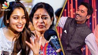Video Dhanush Always Comes Late But.. : Keerthi Shanthanu Interview | KiKi Dance Studio MP3, 3GP, MP4, WEBM, AVI, FLV Oktober 2018